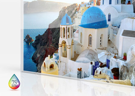griechenland acrylglas farb garantie