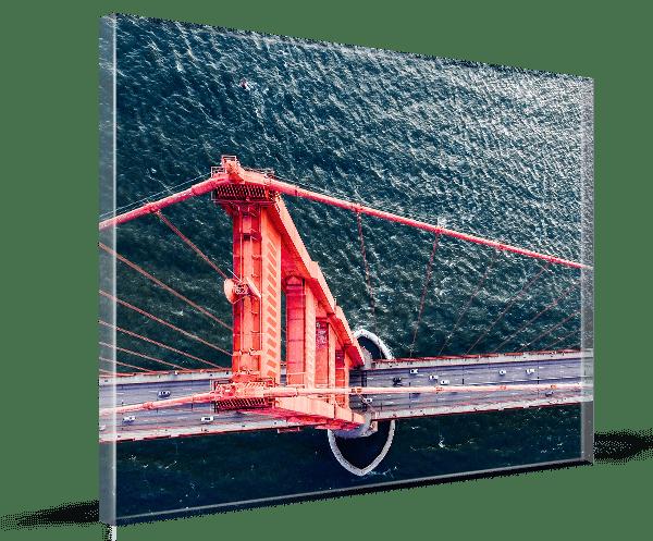 Acrylglas Foto in 8 mm Ausführung