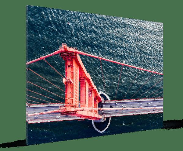 Acrylglas Foto in 3 mm Ausführung
