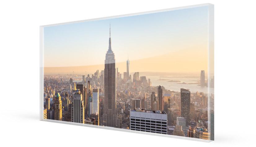 Acrylglas Panorama in 8 mm Ausführung