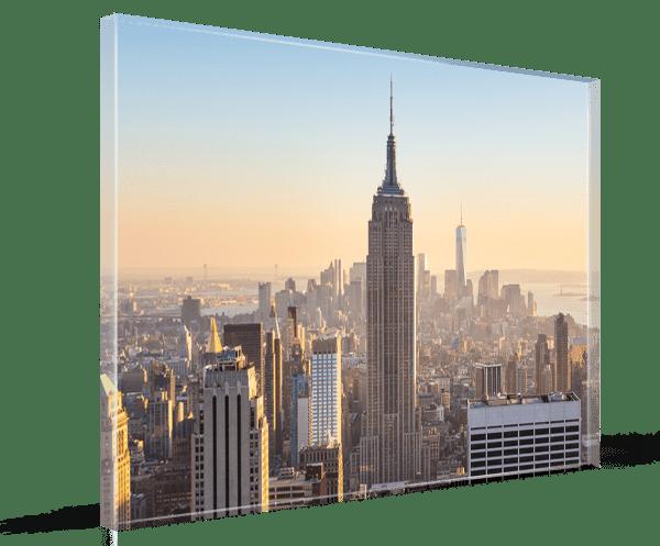 Panorama auf 8 mm Acrylglas