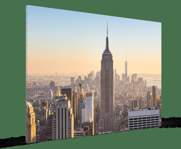 Panorama auf 3 mm Acrylglas