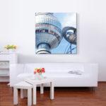 alu dibond foto 80 x 80 cm acrylglas. Black Bedroom Furniture Sets. Home Design Ideas