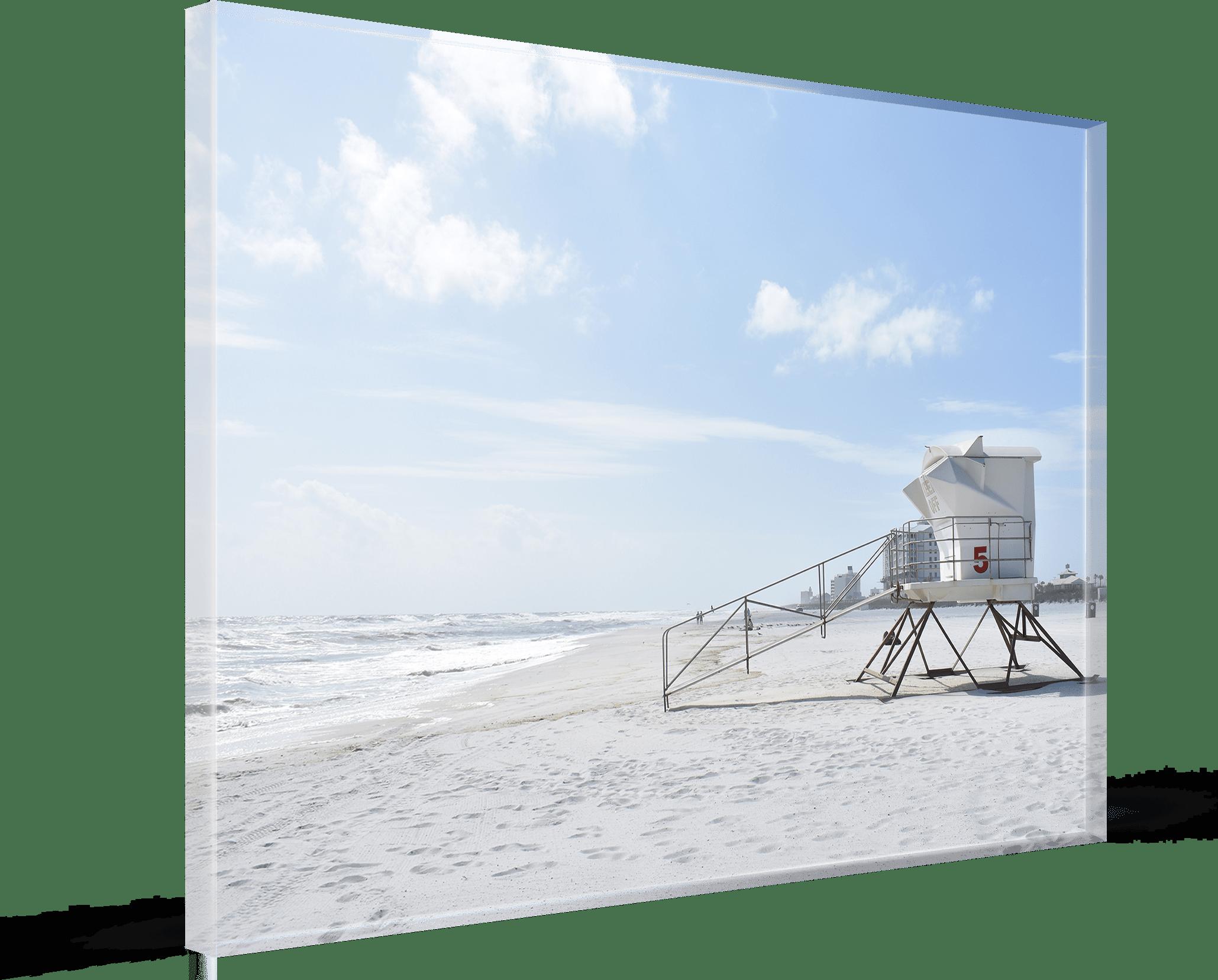 Foto auf Plexiglas als 8 mm Ausführung