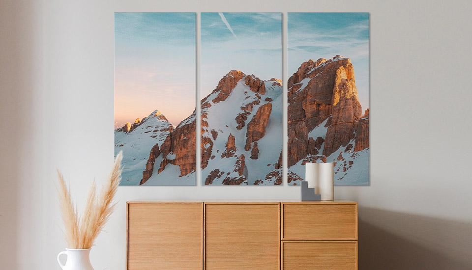 mehrteiler acrylglas wohnraum 2
